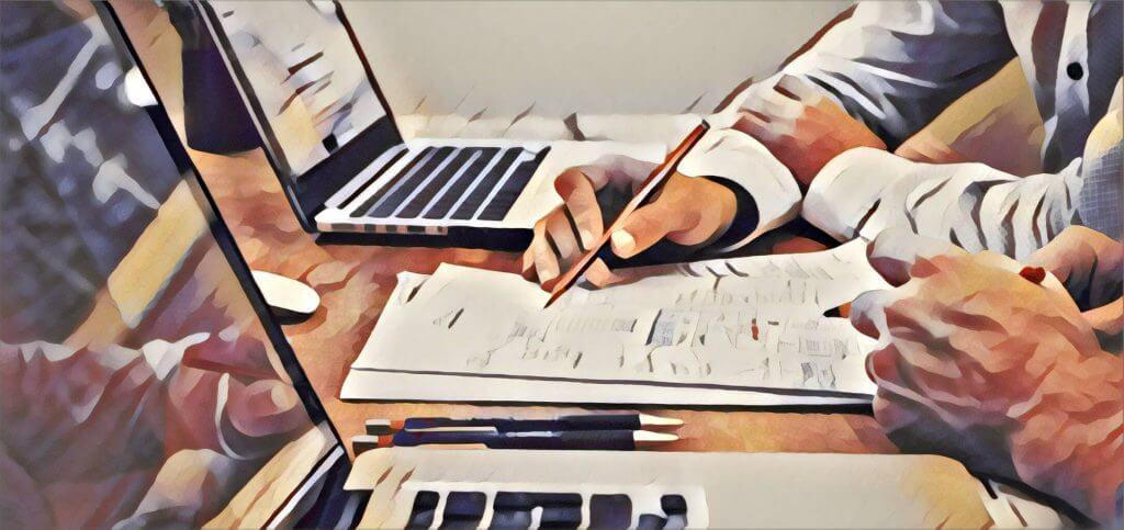 People Conducting Marketing Strategy Analysis
