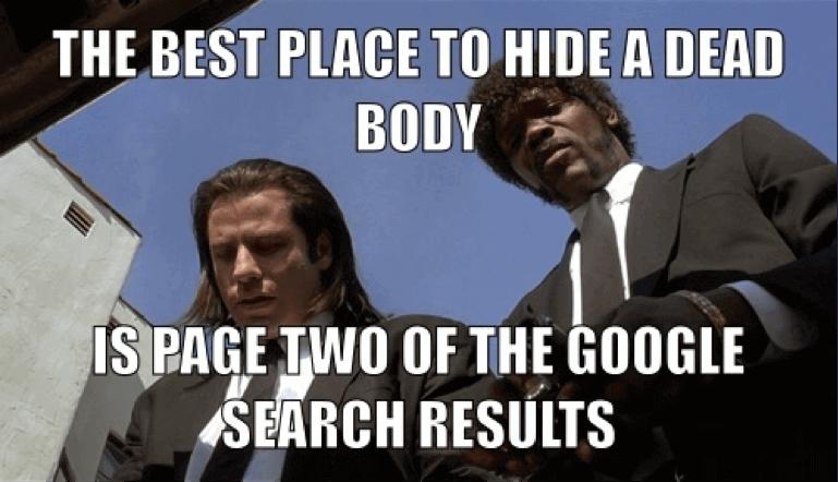 Organic Search Statistics 2018