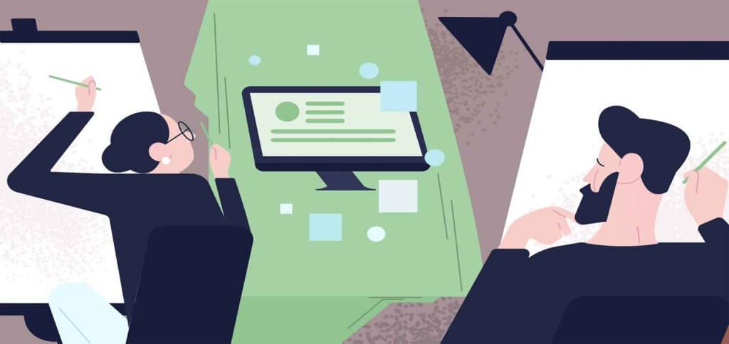 UX Blog Design